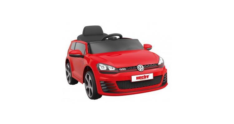 Imagine Masina Volkswagen Golf Rosu Jucarie Copii