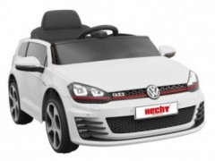 Masina VOLKSWAGEN GOLF A7 GTI-ALB de jucarie pentru copii