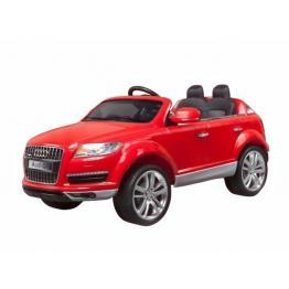 AUDI Q7 AU716-Rosu Masina cu baterii pentru copii