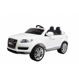 AUDI Q7 AU716-ALB Masina cu baterii pentru copii