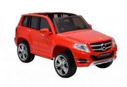MERCEDES BENZ GLK-CLASS-Rosu Masina cu baterii pentru copii