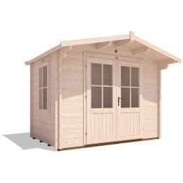 Casuta din lemn in stil englezesc Avon Log Cabin