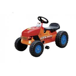 Tractor cu pedale pentru copii