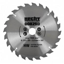Disc de taiere pentru 8250, 250 mm, 24 de dinti