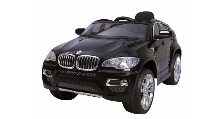 BMW X6- BLACK Masina pentru copii imagine 2021 kivi.ro
