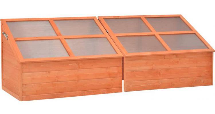 Sera din lemn, 180 x 57 x 62 cm