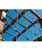 Complex de joaca Fort Challenge cu zid de catarat si tobogan, 2x3.5m, Dunster House