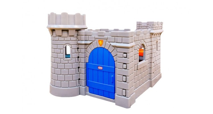 Casuta de joaca Castel Little Tikes