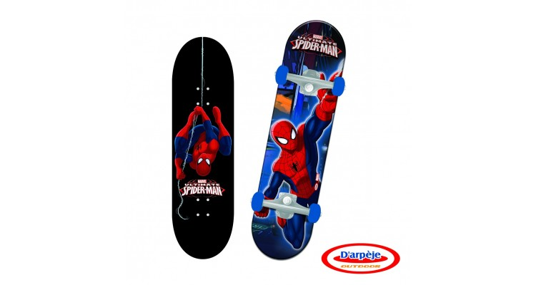 SPIDERMAN - SKATEBOARD - 79 CM poza kivi.ro