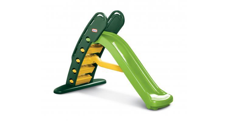 Tobogan gigant verde Little Tikes