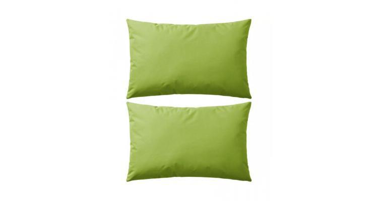 Perne de exterior, 2 buc., verde mar, 60 x 40 cm poza kivi.ro