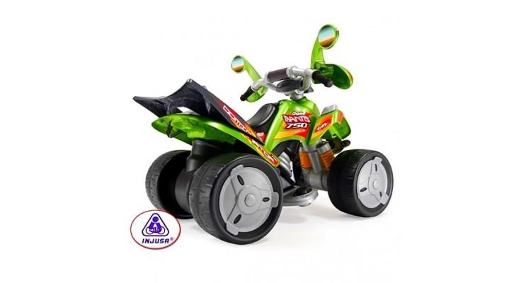 ATV electric copii Quad Mantis 12V Injusa