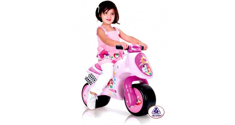 Motocicleta fara pedale Princess Injusa poza kivi.ro