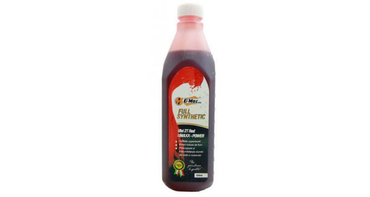 ULEI 2T MIX FULL SYNTETIC RED 500ML