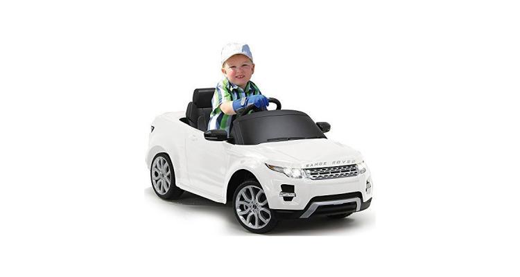 Masinuta electrica copii Jamara 9 V Land Rover Evoque