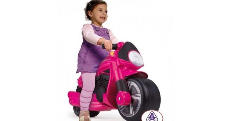Motocicleta fara pedale Wheeler Roz Injusa imagine 2021 kivi.ro