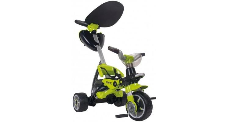 Tricicleta Bios 2 in 1 Injusa imagine 2021 kivi.ro