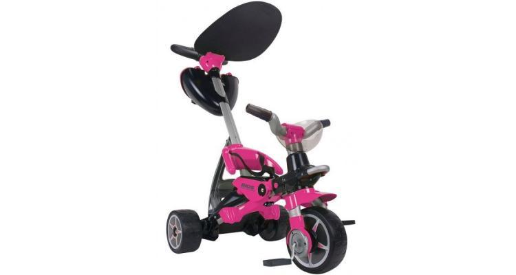 Tricicleta Bios 2 in 1 girl Injusa imagine 2021 kivi.ro