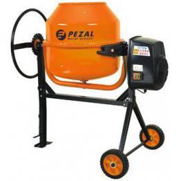 Betoniera Pezal PBZ121B-500W-B, 120 L, 500 W