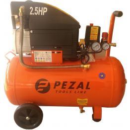 Compresor PEZAL  2.5CP, Rezervor 50L