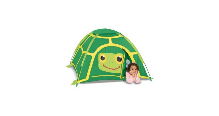 Cort de joaca Tootle Turtle Melissa and Doug imagine 2021 kivi.ro