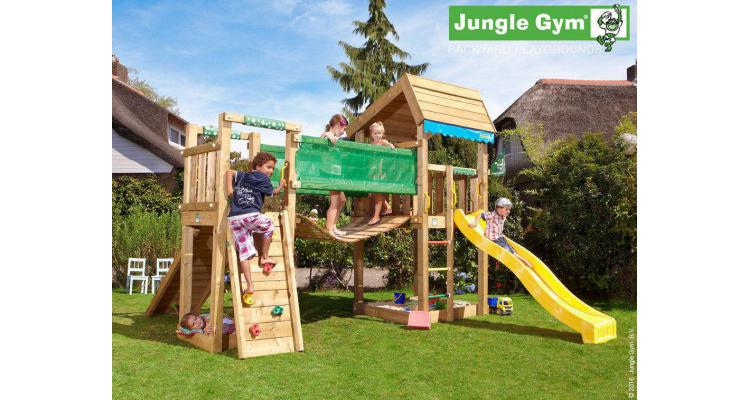 Jungle Gym Home-Bridge Modul imagine 2021 kivi.ro