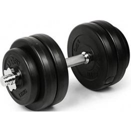 Gantera reglabila FitTronic 15 kg
