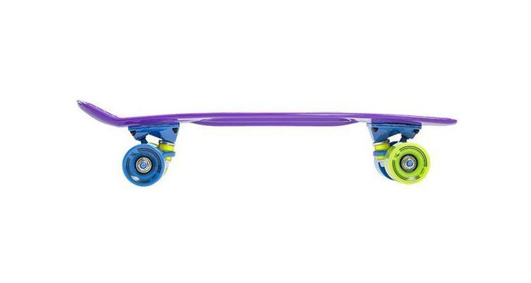 Skateboard Basic Nils Extreme PN 2011 Purple