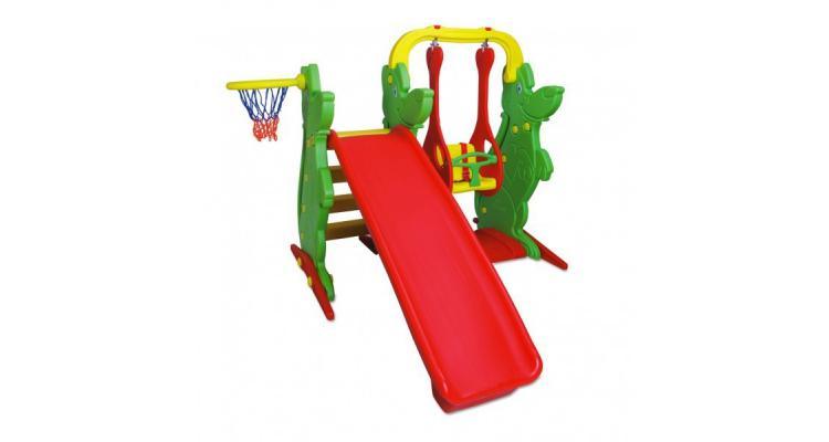 Centru de Joaca 3 in 1 King Kids