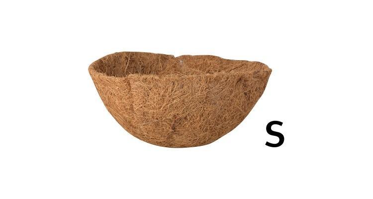 Ghiveci incastrabil din fibra de nuca de cocos, S poza kivi.ro