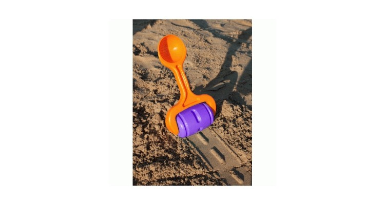 Trafalet pentru nisip Autostrada - Miniland
