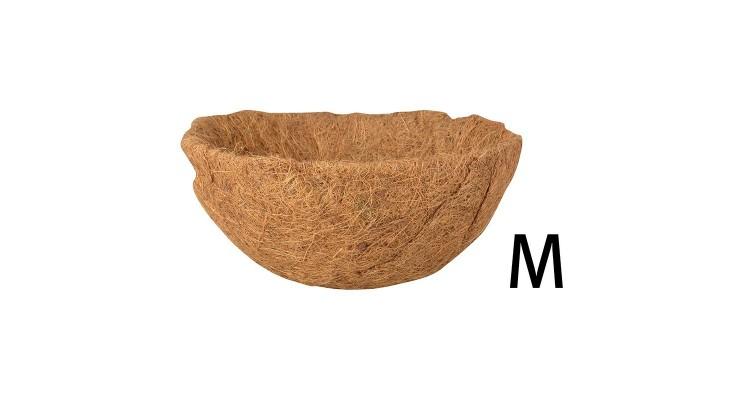 Ghiveci incastrabil din fibra de nuca de cocos, M imagine 2021 kivi.ro