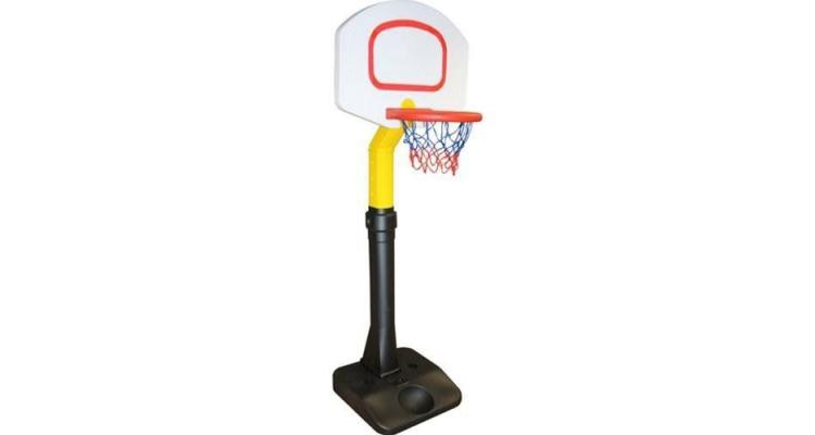 Cos de basket copii reglabil King Kids poza kivi.ro