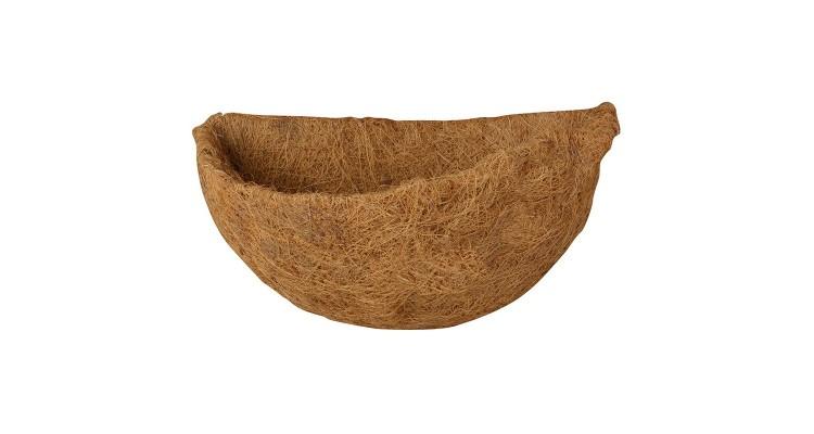 Ghiveci incastrabil din fibra de nuca de cocos poza kivi.ro