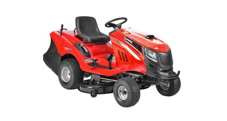 Hecht5227 Tractor de tuns iarba 22 CP