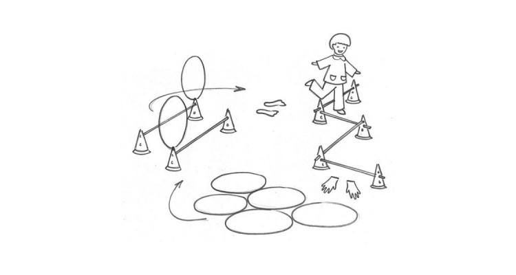 Set de motricitate C - Active Play imagine 2021 kivi.ro