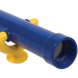 Telescop albastru KBT