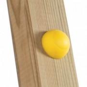 Capac de plastic 8/10 mm - galben KBT