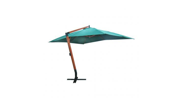 Umbrela de soare 300 x 400 cm Verde