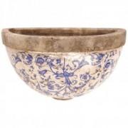 Ghiveci pentru perete din Ceramica Antichizata Regana