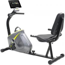 Bicicleta de fitness magnetica orizontala cu masurare puls