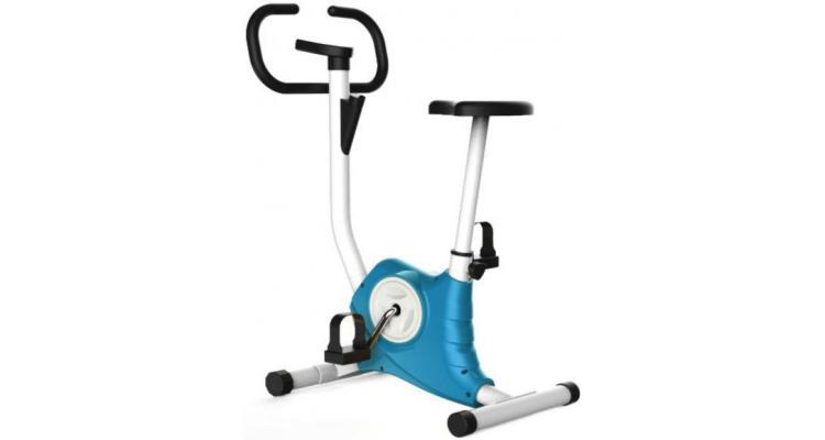 Bicicleta mecanica FitTronic 110B Blue