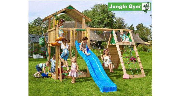 JUNGLE GYM CHALET-CLIMB EXTRA imagine 2021 kivi.ro