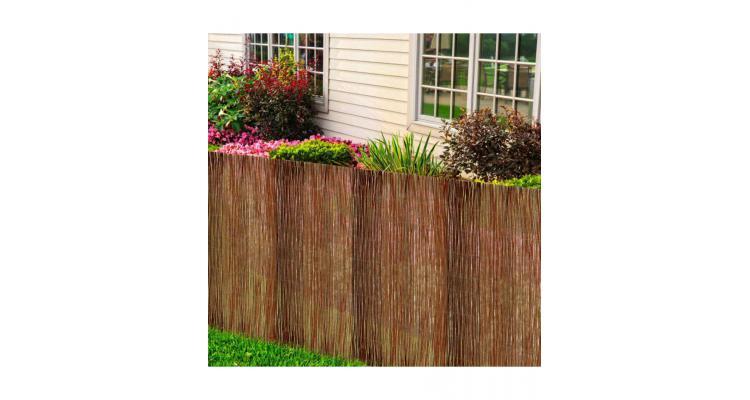 Gard din salcie, 500 x 170 cm imagine 2021 kivi.ro