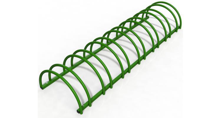 Suport Stradal Bicicleta Verde Padure - 14391