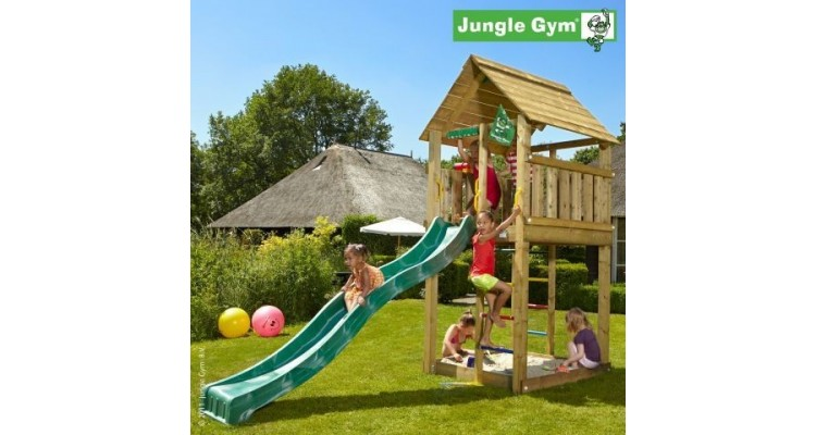 Foto Spatiu Joaca Cabin Jungle Gym