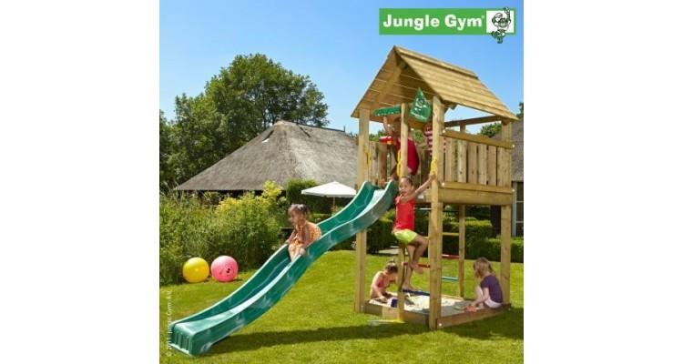 Foto Spatiu Joaca Cabin Jungle Gym