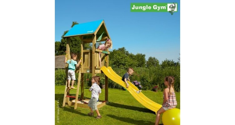 Foto Spatiu Joaca Castel Jungle Gym