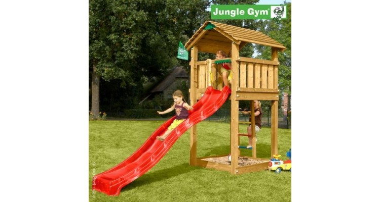 Spatiu de joaca Cottage - Jungle Gym imagine 2021 kivi.ro