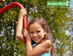 Jungle Gym Cubby-Bara De Pompier
